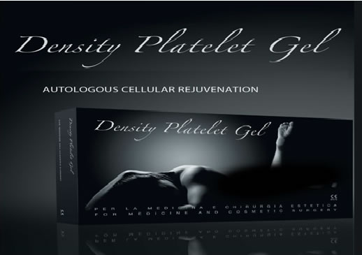 kiturile DENSITY PLATELET GEL